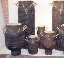 Ghanaian Musical Instruments