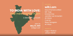 will.i.am, Cozmic, MC Yogi & more to perform at To India with Love