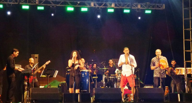 Atabal: música afro puertorriqueña