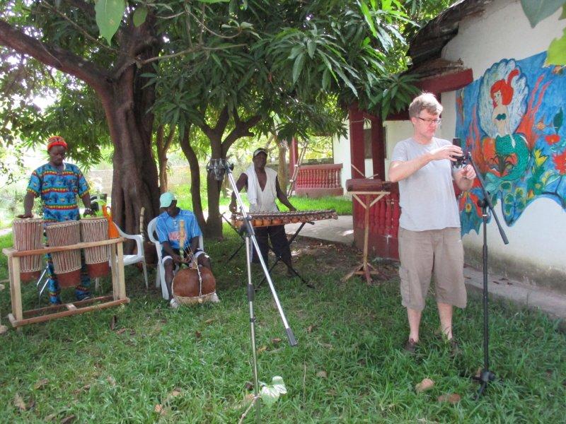 The Toumaranke Recording Project. Gambia Nov 2014.