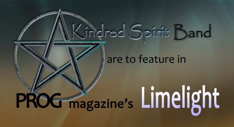 Kindred Spirit to Feature in Prog Magazine