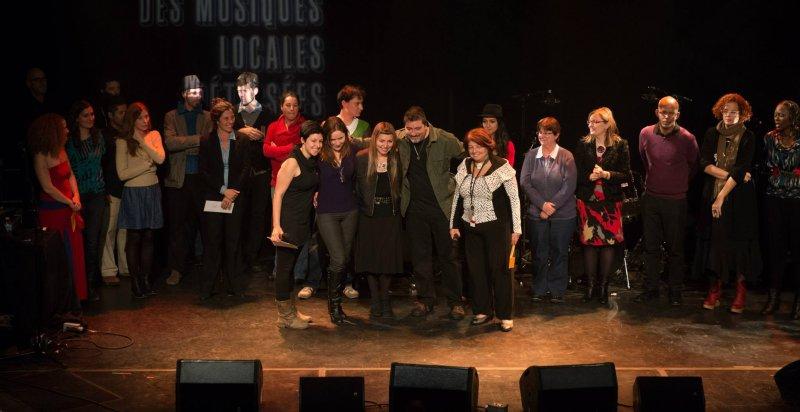 SURKALÉN lauréat de la Vitrine 2013 des Musiques Locales Métissées de Vision Diversité , Montréal