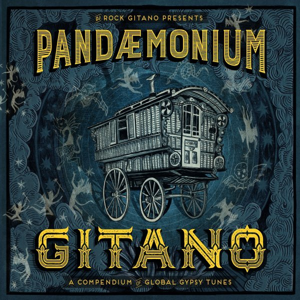 Pandemonium Gitano Compilation Release