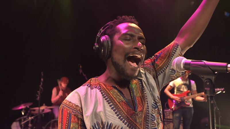 A Celebration of Malawi soul, Frequenzy welcomes Danny Kalima on the session stage
