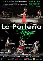 LA PORTEÑA TANGO New Show 2021 (Alma de Bohemio)