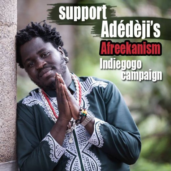 Afreekanism Indiegogo Campaign