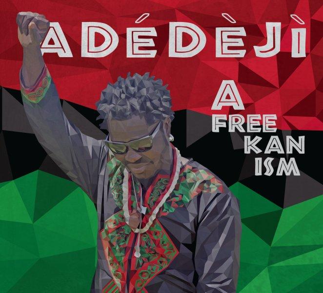 Afreekanism Album release