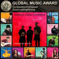 Global Music Award Composing/Composer and Sound Editing/Mixing!