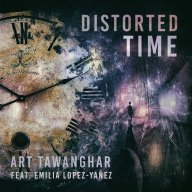 Mezmerizing Chill Lounge Track Distorted Time Feat. EMILIA LOPEZ-YANEZ from SAN DIEGO