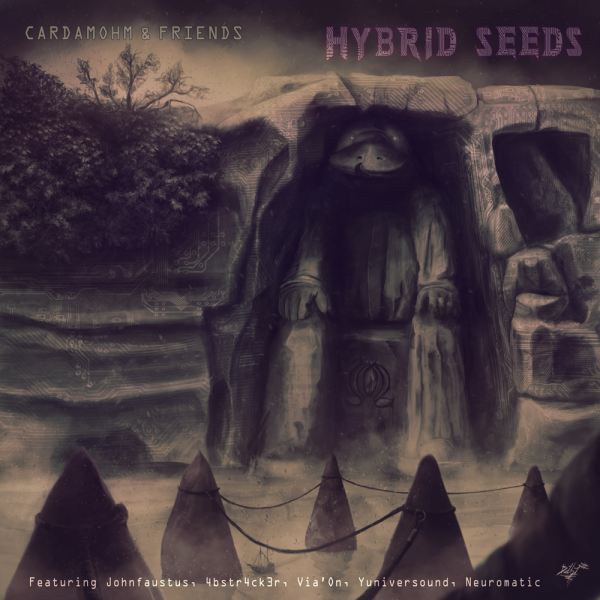 Cardamohm & Friends - Hybrid Seeds EP