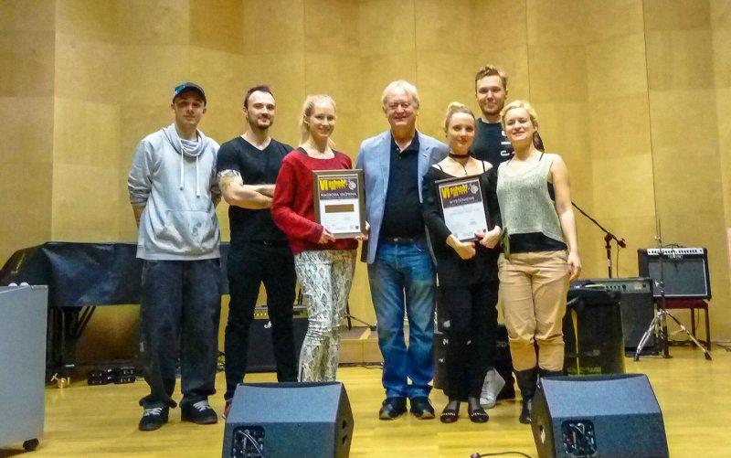 VI School & Jazz Competition 1st prize!