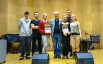 VI School & Jazz Competition 1st prize!