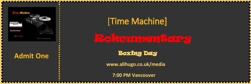 [Time Machine] Rockumentary Gets Its First Review