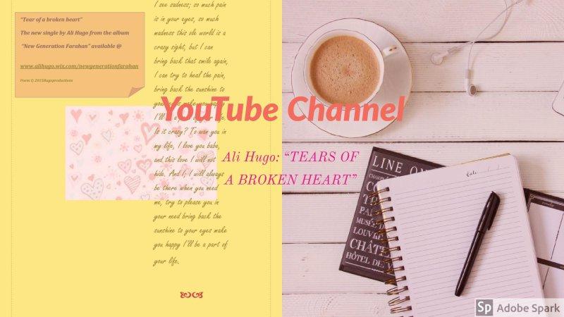 Ali Hugos\' New Video