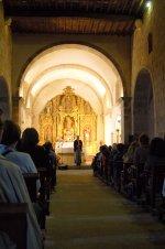 Concert in the Church of San Fiz, Santiago de Compostela