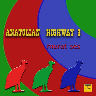 MURAT SES Maxi Single ANATOLIAN HIGHWAY 3 hits US Billboard Charts
