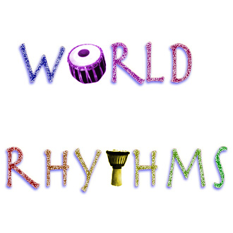 World Rhythms 15: We Have the Beats!