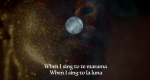 Marama La Luna - a tribute to our beautiful moon moon, inspiring us since forever!