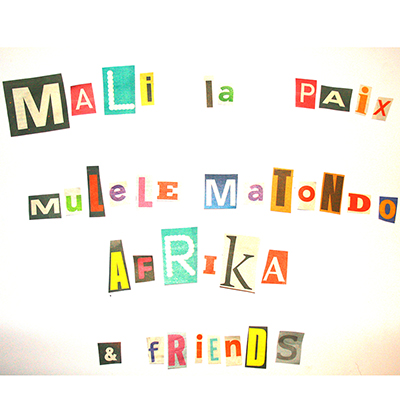 Help to make the \'Mali La Paix\' video; Support peace and freedom of expression in Mali