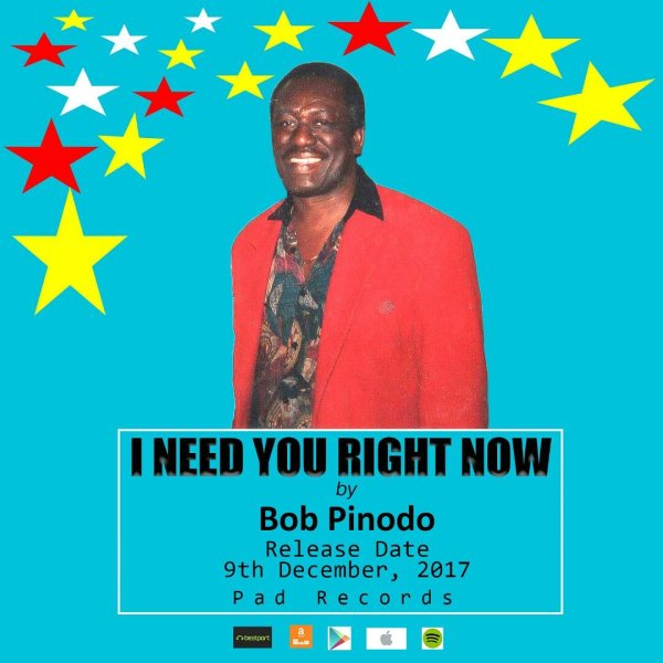 I need you right now by Bob Pinodo  by GoldCrestBand