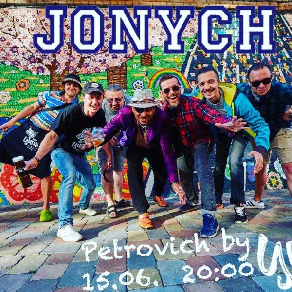 Jonych & Tsyoma Banda