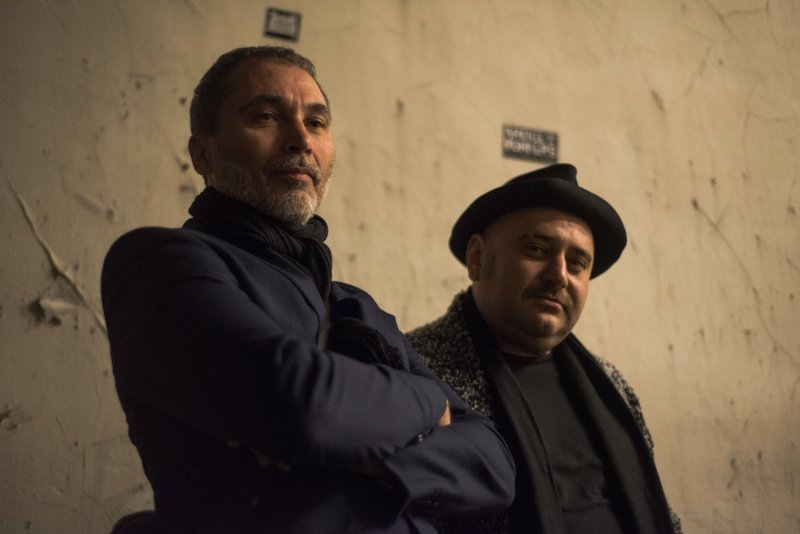PRAED(Paed Conca and Raed Yassin)