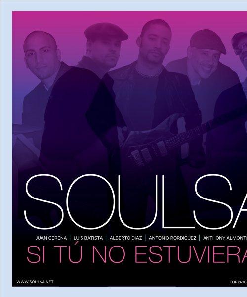 Si Tú No Estuvieras (Cover Art) by Soulsa