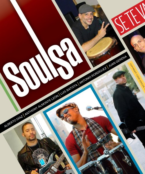 Se Te Va (cd art) by Soulsa