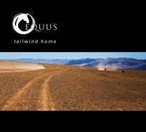 Equus - Tailwind Home album cover