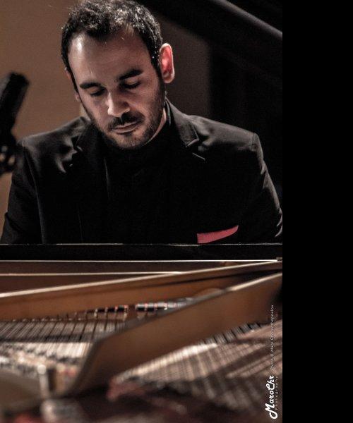 Nikos Ordoulidis by Nikos Ordoulidis / The Eastern Piano Project