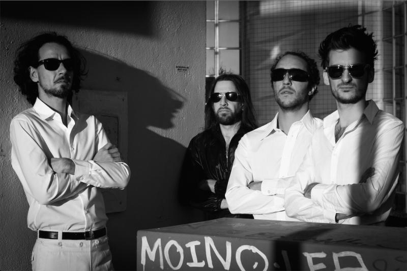 ACROPOLIS BYE BYE the band by ACROPOLIS BYE BYE - IAN BALZAN DORIZAS