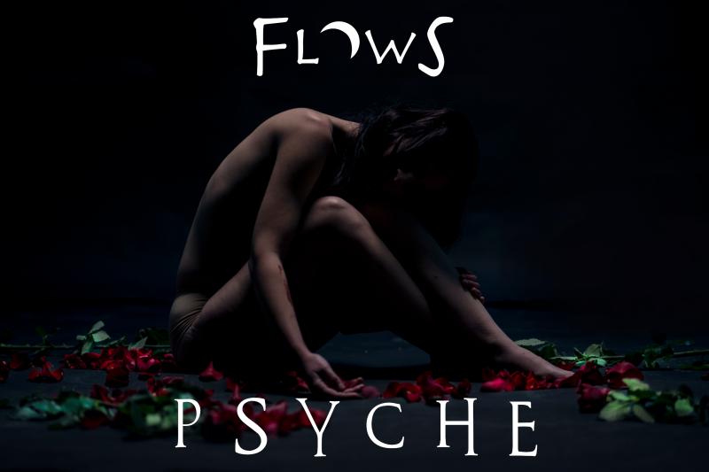 Artwork album PSYCHE by Flows