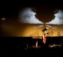 Arhai on stage