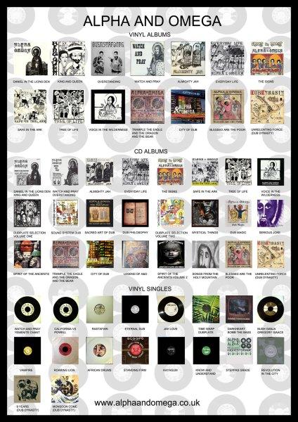 Alpha And Omega Catalogue 2013
