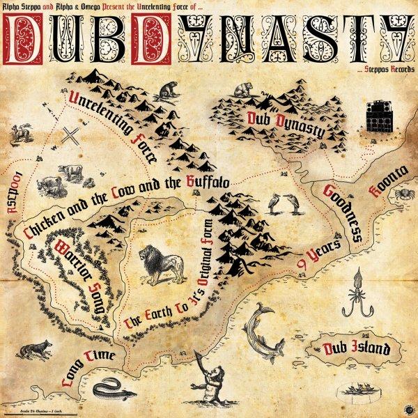 Dub Dynasty - Unrelenting Force - LP/CD/Downloads