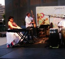 Turiya Mareya Latin Jazz Ensemble