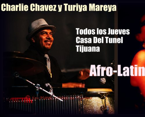 Afro-Latin Jazz Descarga by Turiya Mareya