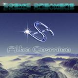 Alba Cosmica CDS Cover