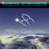 Alba Cosmica CDS Cover by COSMIC DREAMERS