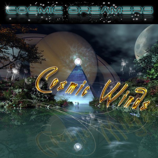 Cosmic Winds Album Cover