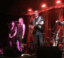 John Reed & The Folded Arms - The Trades Club, October 2017