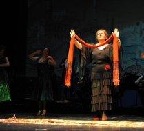 Maria Soultatou - Aman amin - A performance for the rebetiko by Stavros Xarhakos