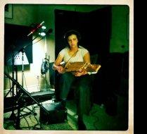 Saskia in the Studio