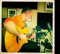 Brandon in the Studio