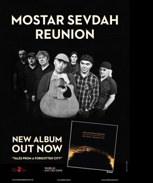 Mostar Sevdah Reunion - poster by Mostar Sevdah Reunion