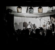 Live in Quintandona by Alma Menor