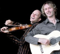 Chris McKhool & Kevin Laliberté (Sultans of String Duo)