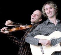 Chris McKhool & Kevin Laliberté (Sultans of String Duo)
