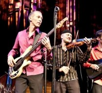 Sultans of String at Trinity St. Paul\'s Church for Toronto CD Release for MOVE