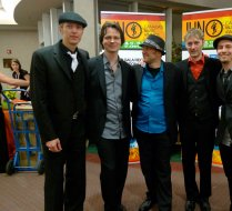 Nominated for a Juno Award in 2010